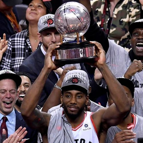 ¡Toronto Raptors campeón NBA! T5/E29