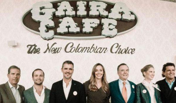 CARLOS Y GUILLERMO VIVES ABREN EL GAIRA CAFÉ : «THE COLOMBIAN CHOICE»
